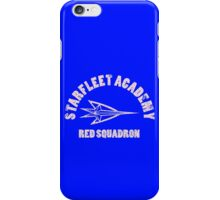 Exclusive Red Squadron iPhone Case/Skin