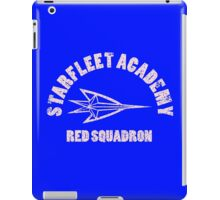 Exclusive Red Squadron iPad Case/Skin