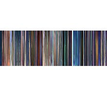 Moviebarcode: Monsters, Inc. (2001) Photographic Print