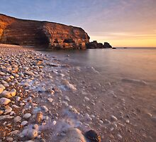 Wherry Cove Sunrise by Doug Dawson
