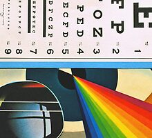The Horizontal Eye Test. by Andrew Nawroski