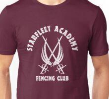 Exclusive Starfleet Academy Fencing Club Unisex T-Shirt