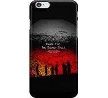 the scorch trials novel iPhone Case/Skin