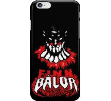 WWE / NXT Finn Balor 8-bit iPhone Case/Skin