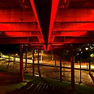 Under the Boardwalk by Keith Irving
