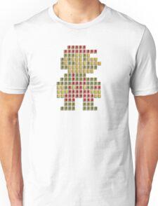 Nes Cartridge Mario Unisex T-Shirt
