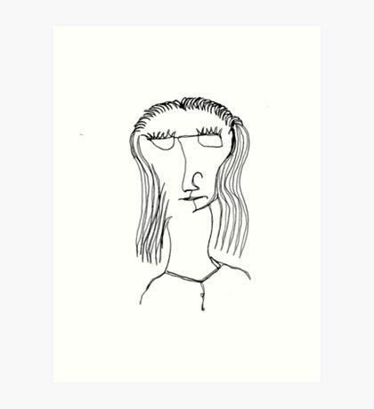 Sheila Art Print