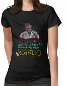 Scrubs - Dr Kelso Womens Fitted T-Shirt