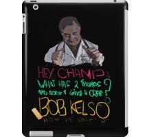 Scrubs - Dr Kelso iPad Case/Skin