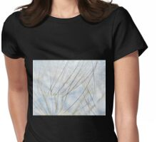 Fragility & Strength Womens Fitted T-Shirt