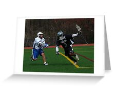lacrosse paul vi 10 winslow 3 2011-04-16 Greeting Card