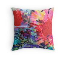 Landscape study N Throw Pillow