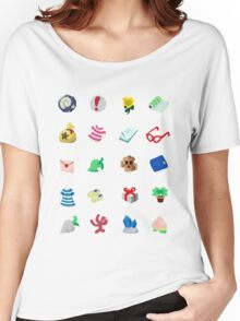 Animal Crossing: Your Pockets Are Full Women's Relaxed Fit T-Shirt