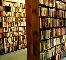 OLD-FASHIONED BOOKSTORE-3 (Shelves) by ctheworld