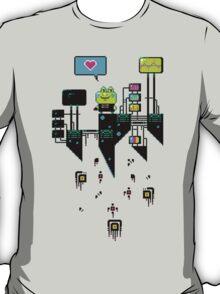 Kikkerstein - Statistical Pixel Genius T-Shirt