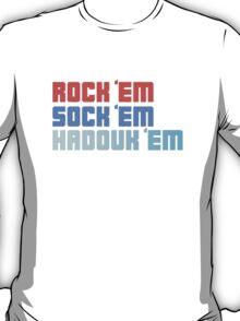 Rock em Sock em Hadouk em T-Shirt