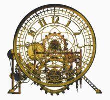 Vintage Time Machine #1C by Steve Crompton