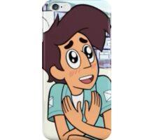 Jamie in love iPhone Case/Skin