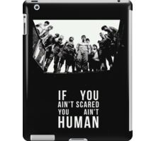 the maze runner phase two iPad Case/Skin