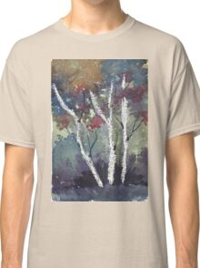 The dark forest  Classic T-Shirt