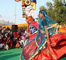 The folk dancers of India series # 1. by debjyotinayak