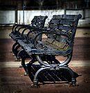 Weathered Seat by KBritt