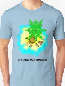 Mexican Hats desert island castaway Unisex T-Shirt