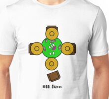 Mexican hats all in poker night Unisex T-Shirt