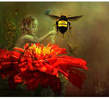 Flight of Fantasy Photographic Print