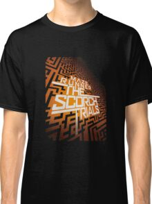 the scorch trials the maze Classic T-Shirt