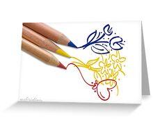 Doodles Greeting Card