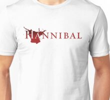 NBC Hannibal 2 [T-Shirt Adjusted] Unisex T-Shirt