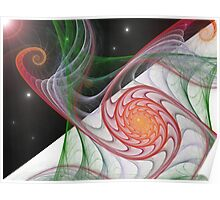 Interstellar Large Gnarl  (UF0241) Poster
