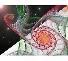 Interstellar Large Gnarl  (UF0241) Photographic Print