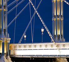Albert Bridge by Eric Flamant