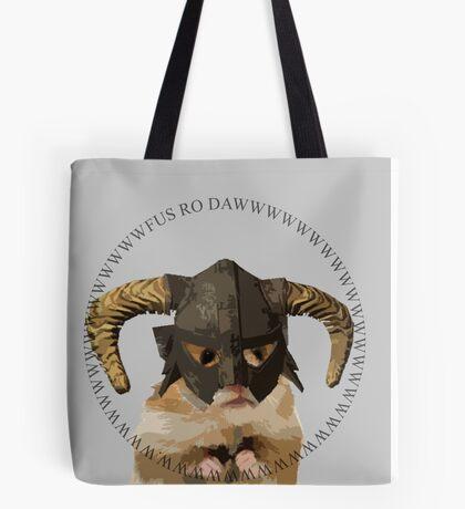 Fus Roh Dawwwwwwww Tote Bag