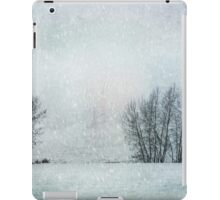 THE SNOW SENTRY iPad Case/Skin