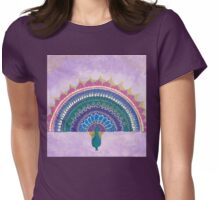 Geometric Preener Womens Fitted T-Shirt