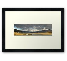 Catch the Light Framed Print