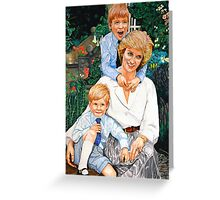 Cherished Times Greeting Card
