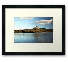 Mt. Washington Framed Print