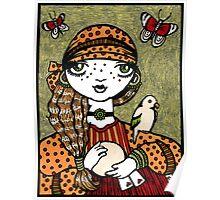 Cathy (Crystal Ball Reader) Poster