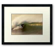 Almost Shacked Framed Print