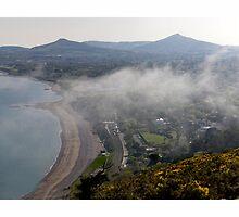 Killiney Hill Dublin Ireland by Brian  Dwyer