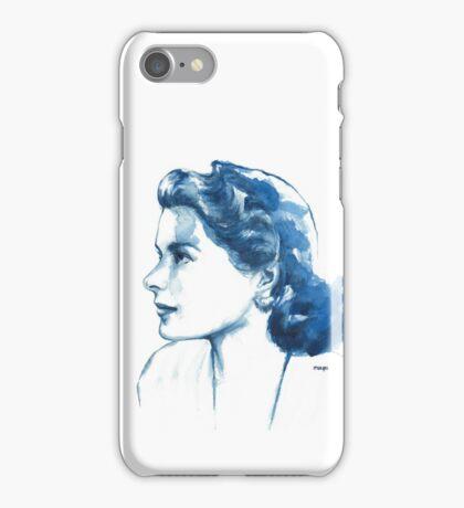 Ingrid Bergman iPhone Case/Skin