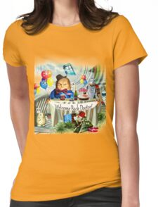 You WILL love this party! ~ or else Womens Fitted T-Shirt