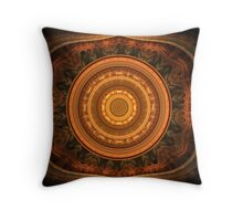 Movie Palace Ceiling Throw Pillow