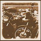 Honda Time by BevsDigitalArt