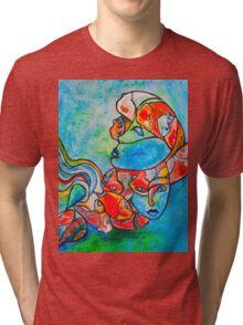 Water Souls Tri-blend T-Shirt