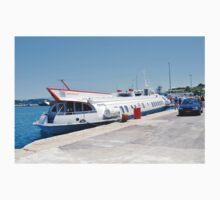 Ilida II hydrofoil at Corfu Kids Clothes